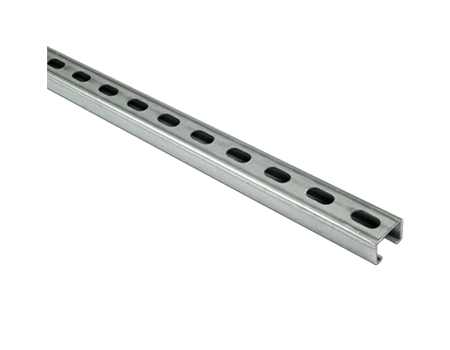 41×41 slotted channel