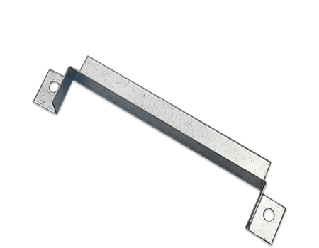trunking side entry plate