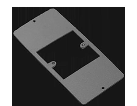 single socket plate